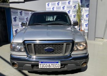 FORD RANGER LIMITED TWO TONE 4X4 2.8 TURBO (CAB DUPLA)